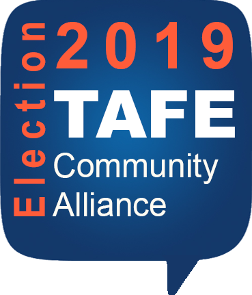 Election 2019 - Stand up for TAFE